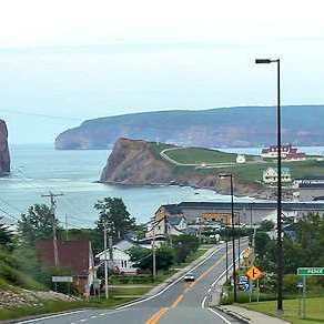 Percé, Quebec