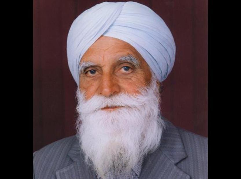 Literary giant Jaswant Kanwal to be honoured with Punjab Gaurav Puraskar on 100th birthday
