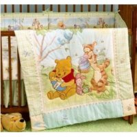 Winnie the Pooh bedding and accessories