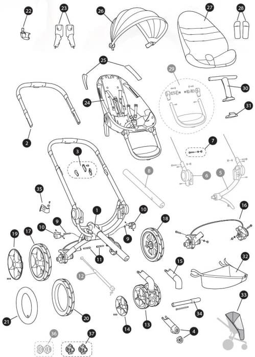 small resolution of quinny moodd spare parts list