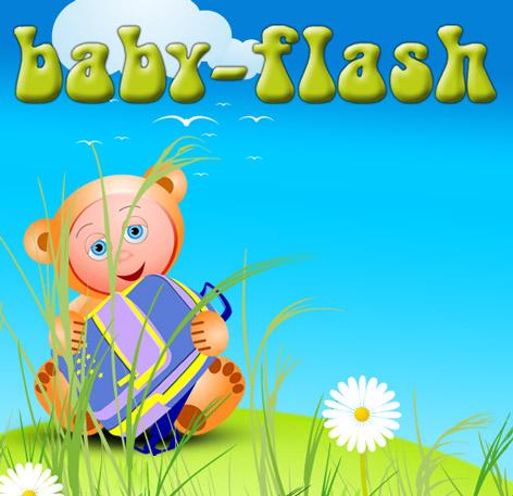 Baby-flash: un sito dedicato ai bambini | PAIDEIA 2.0 ...