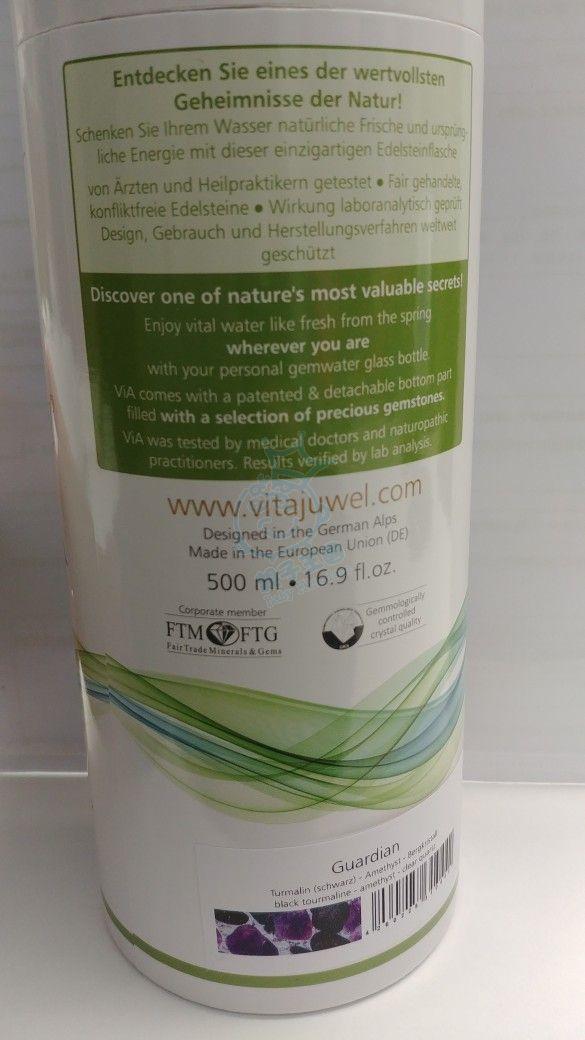 Vitajuwel Gem Water Bottle (Guardian) 水晶水樽 (全新) - 二手市場 - Baby Kingdom - 親子王國 香港 討論區