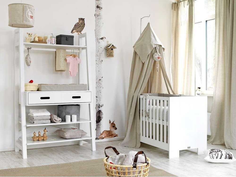 5 babykamers om bij weg te dromen  Babykamer inspiratie