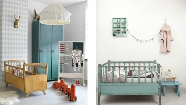 Vintage babykamer inspiratie  Babylabel