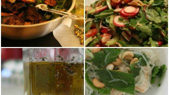 Monday Meal Ideas: Super Salads