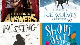 16 Great new books for the School Holidays