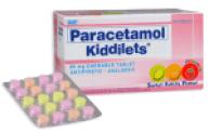 Paracetamol Kiddilets