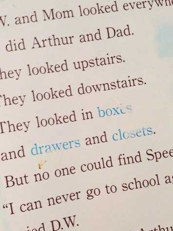 arthur book_blue words