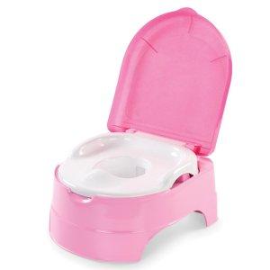 Plaspotje wc-verkleiner en opstapje 3 in 1 meegroeiset
