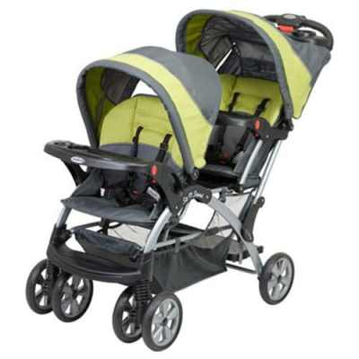 Baby Trend Sit N Stand Double Stroller – Best Double Infant Stroller