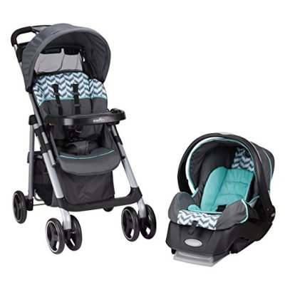 Evenflo Embrace Infant Car Seat Travel System