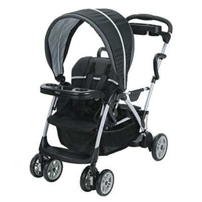 Graco Roomfor2 Click Connect Stand and Ride Stroller – Top Rated Double Stroller