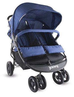 Joovy Scooter X2 Double Stroller – Best Side by Side Double Stroller