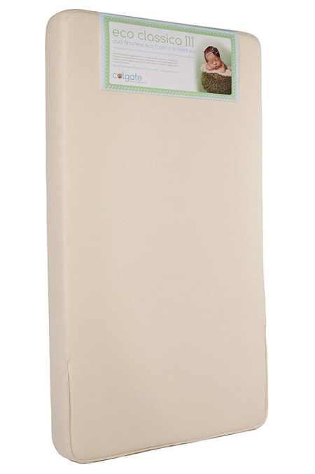 Colgate Eco Classica III Crib mattress – Best Organic Crib Mattress