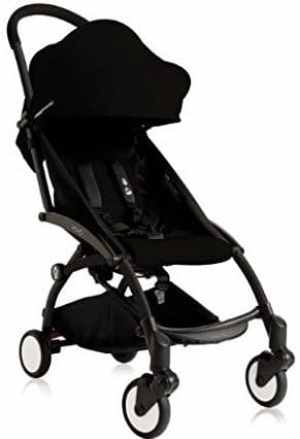 BabyZen Yoyo Black Frame Stroller