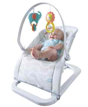 Fisher-Price Fold Flat Baby Bouncers