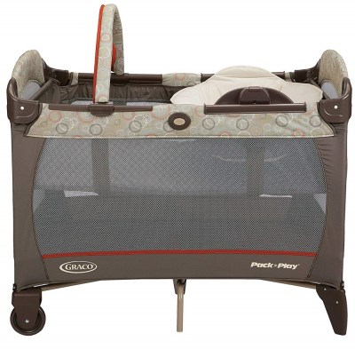 Graco Pack Reversible Napper Changer