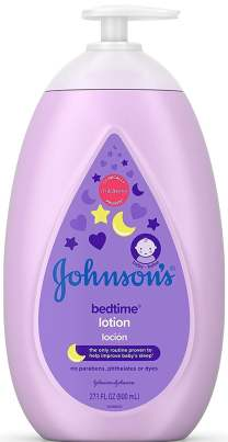 Johnson's Moisturizing Bedtime Baby Lotion