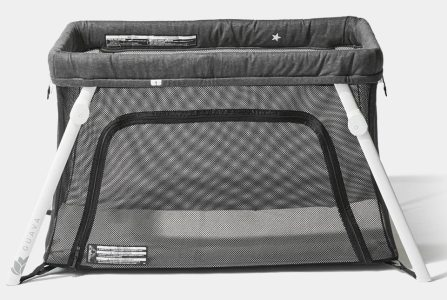 Lotus Travel Crib Portable Baby Playard