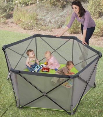 Summer Infant Pop N' Play Portable Playard