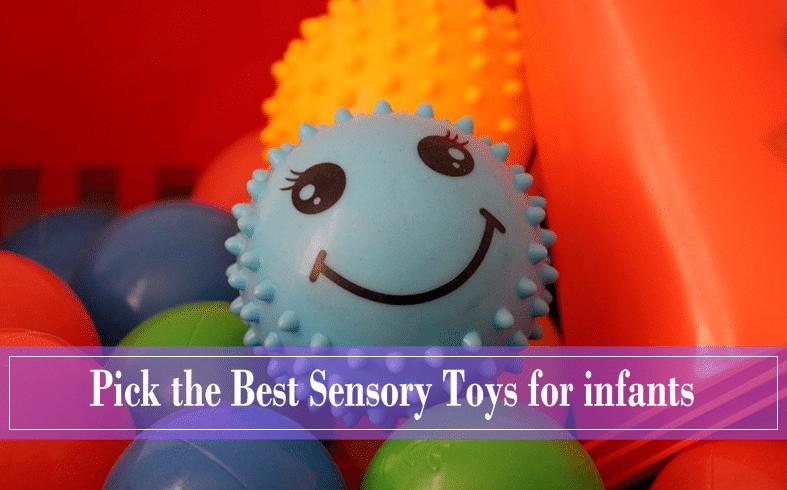 Best Sensory Toys for infants