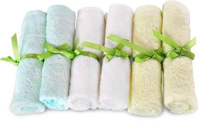 Brooklyn Bamboo Baby Washcloth Wipes
