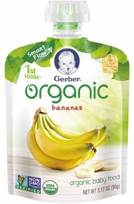 Gerber Organic Baby Foods