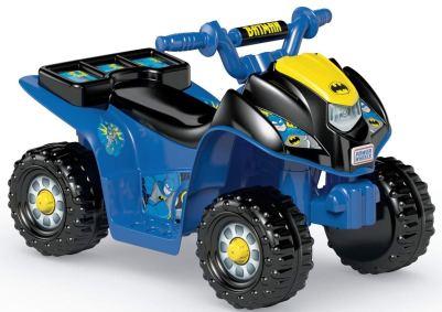 Power Wheels Batman Lil' Quad
