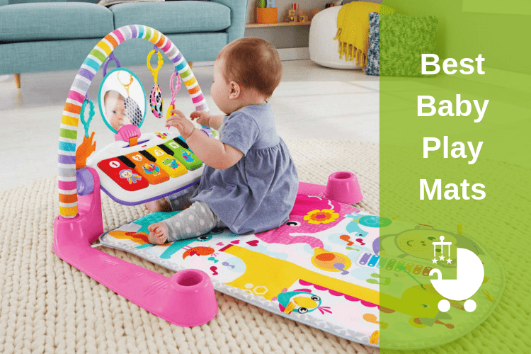 Best Baby Play Mats To Boost Sensory Play
