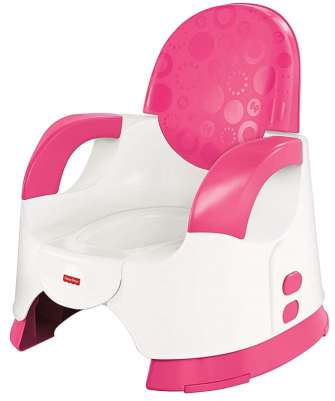 Fisher-Price Custom Comfort Potty Training Seat