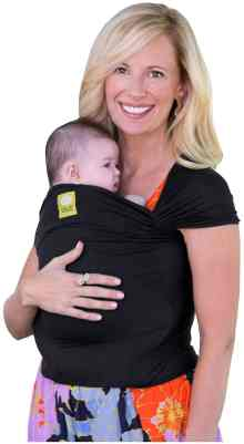 LILLEbaby Tie the Knot Baby Wrap