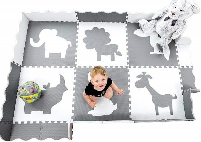 Wee Giggles Baby Play Mat