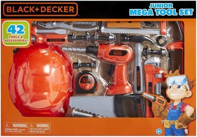BLACK+DECKER Jr. Mega Tool Set