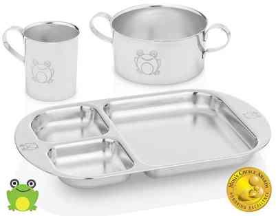 Kiddobloom Children Dinnerware Set