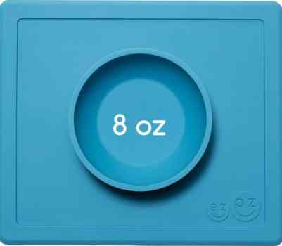 ezpz Happy Bowl silicone placemat
