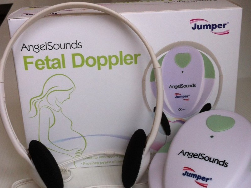 Review Angel Sound Fetal Doppler