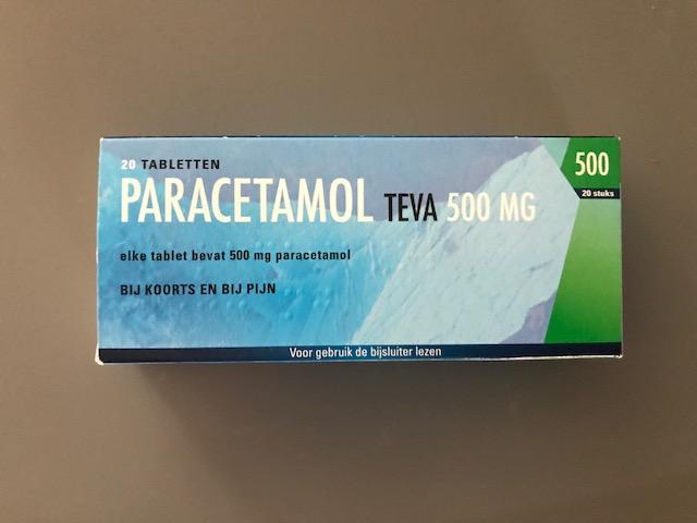 Paracetamol onveilig tijdens de zwangerschap?