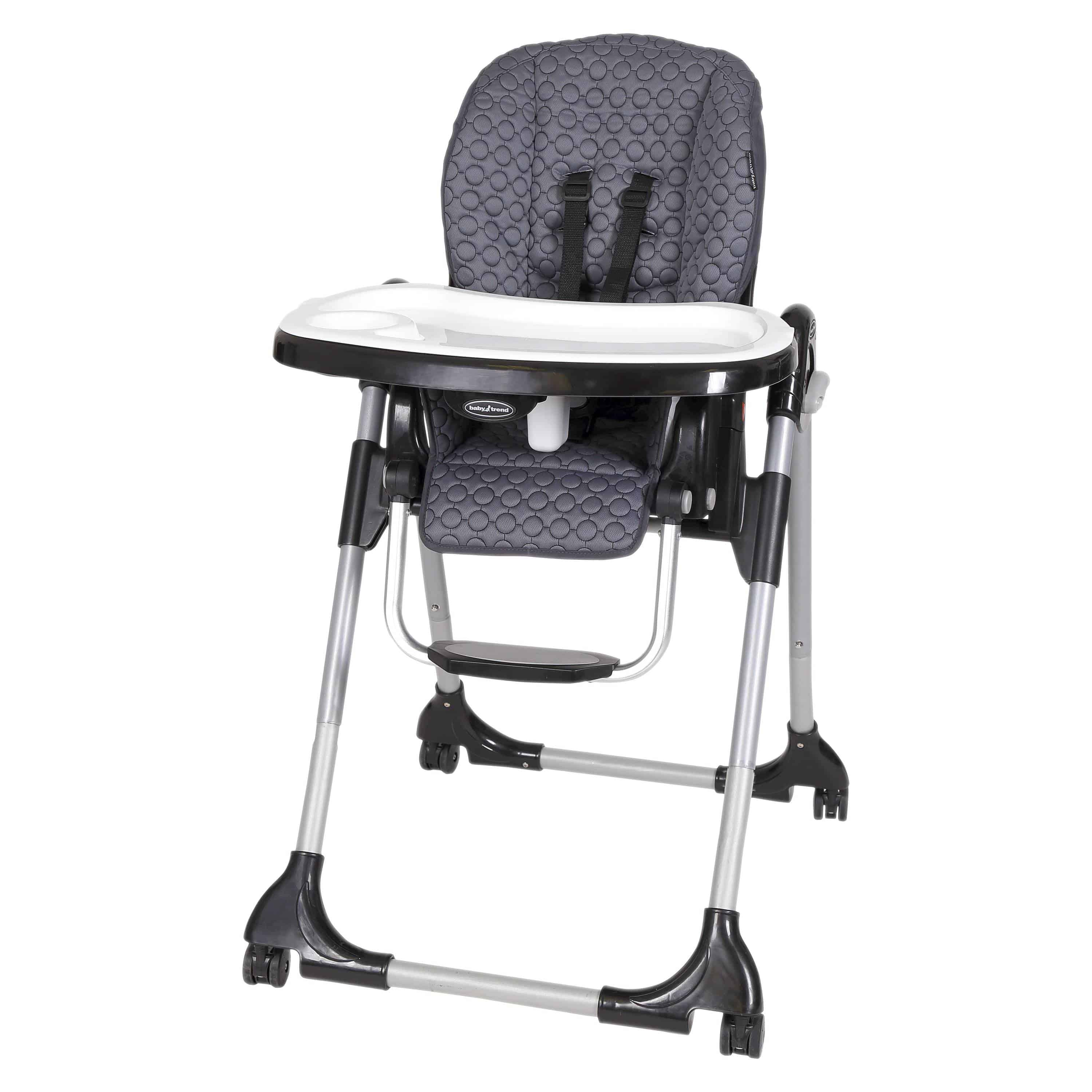 High Chair brand review Baby Trend  Baby Bargains