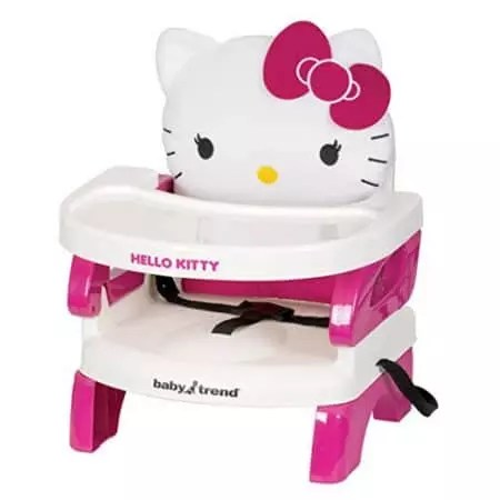 baby trend high chair recline wedding covers near me brand review bargains hello kitty portable