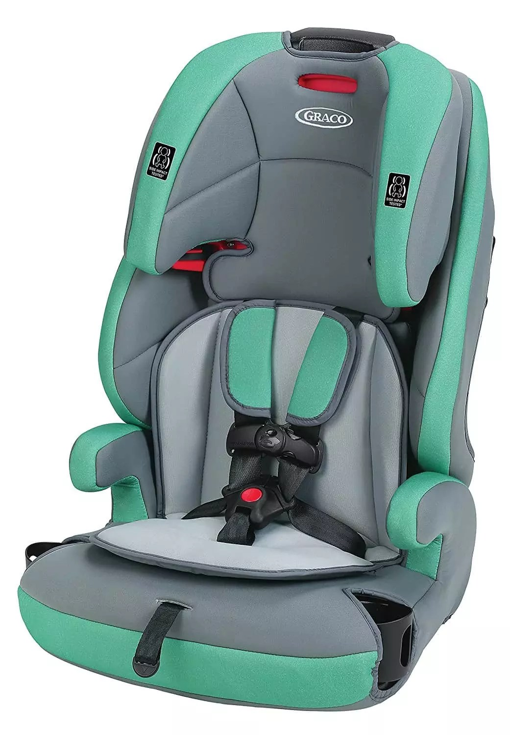 Booster Car Seat review Graco TranZitions  Baby Bargains