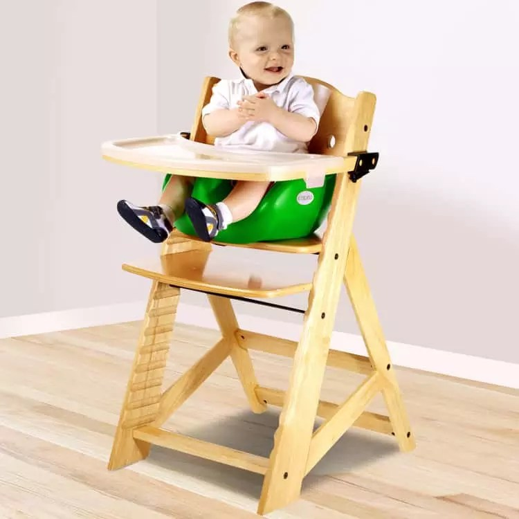 keekaroo high chair stool red review baby bargains height right