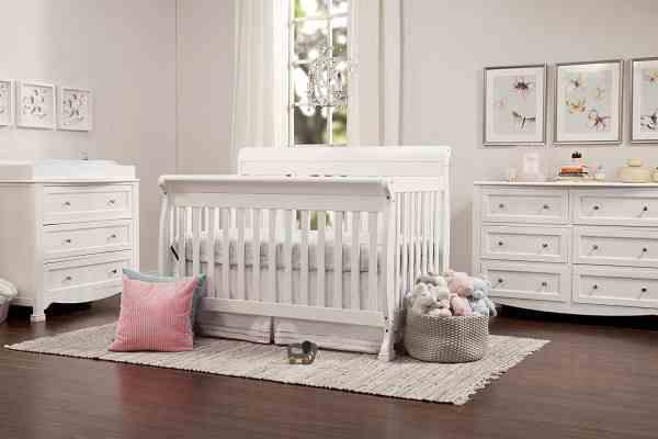 Baby Crib Nursery Furniture
