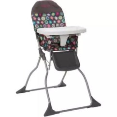 Z Shaped High Chair Cover Rentals Florence Sc Best Y Baby Bargains Cosco Simple Fold