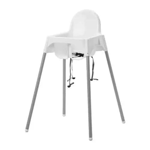 z shaped high chair folding game best y baby bargains ikea antilop