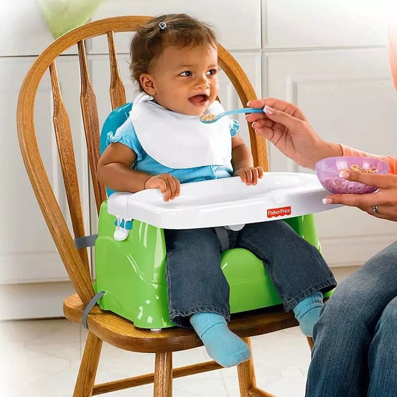 fisher price high chair seat french bentwood bistro chairs best kitchen booster y baby bargains 2019