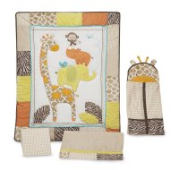 Carters Wildlife Crib Bedding and More - Baby Bedding and ...
