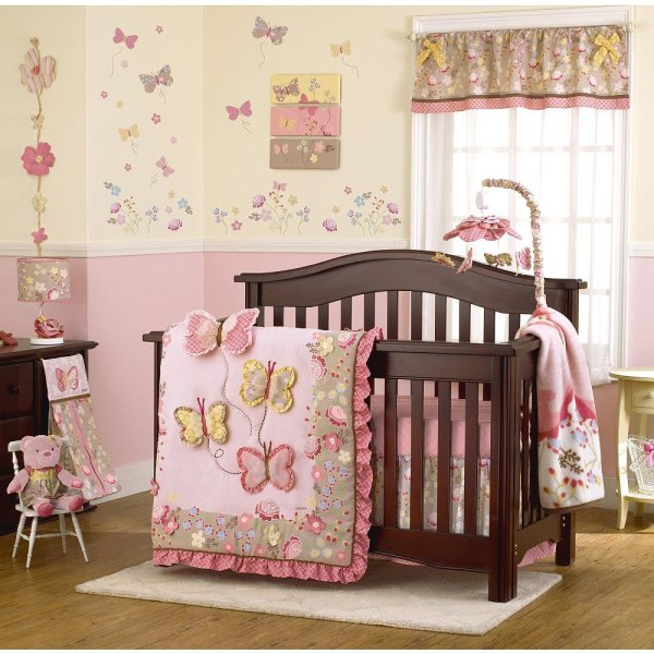 Cocalo Baby Maeberry Crib Bedding And Accessories