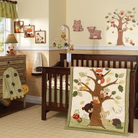 Lambs and Ivy Echo Nursery Collection - Baby Bedding and ...