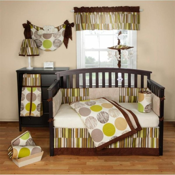 Bananafish Jazz Crib Bedding Collection - Baby And