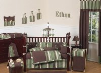 Sweet Jojo Designs Ethan Crib Bedding Collection - Baby ...